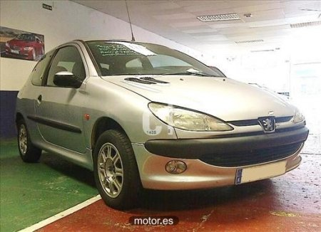 Peugeot 206 XTD 1.9 con garanta de si