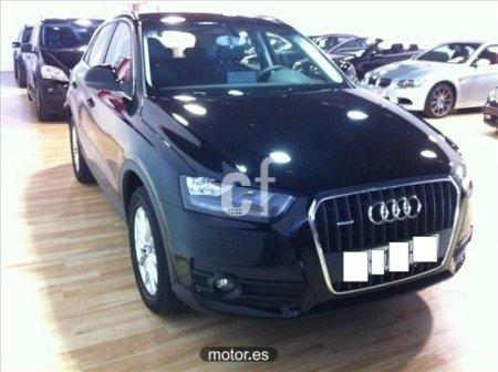 Audi Q3 2.0 TDI 177cv quattro S tronic Advance con garantía de oficial