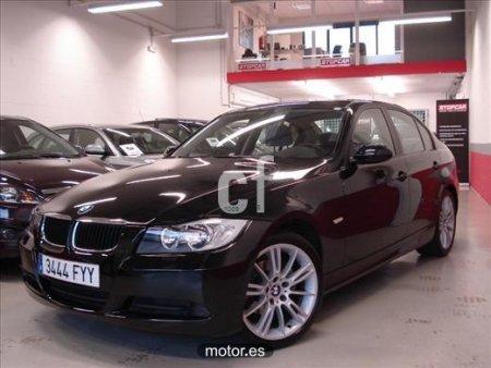 BMW Serie 3 320d E90 con garantía de 12 meses