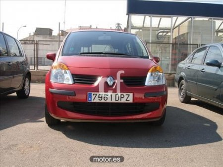 Renault Modus Base Authentique 1.2 16v con garanta de 1