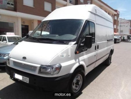 Ford Transit 350 EL con garanta de 6 meses