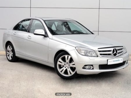 Mercedes Clase C Mercedes-Benz C 230 Avantgarde 7G 204CV con 4 puertas