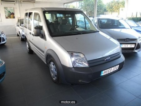 Ford Tourneo Ford Tourneo Connect FT Kombi 210S TDCi 75 con 4 puertas