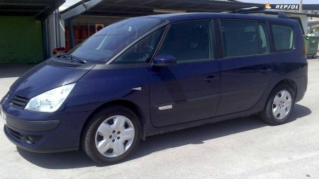 Renault Grand Espace 2.2dci.150cv.del 10 del 2006 con 6 meses de garantía