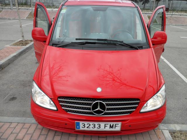 Mercedes Vito Vito 111cdi con 4 puertas