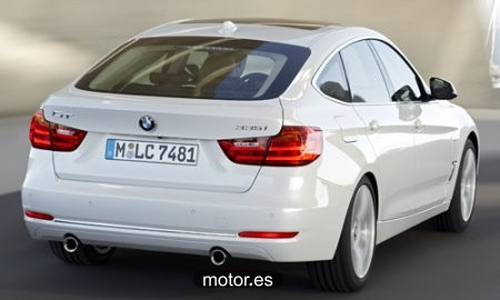 Precios Bmw Serie 3 GT