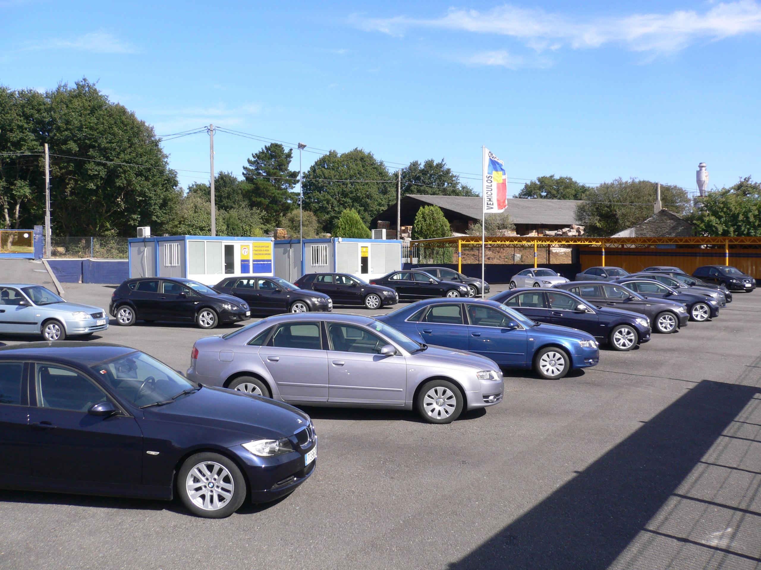 Muralla motor concesionario de coches de ocasi n y for Espaillat motors vehiculos usados