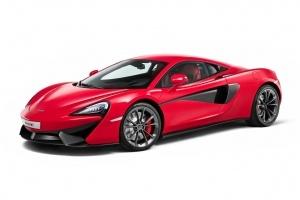 McLaren 540C / 570S