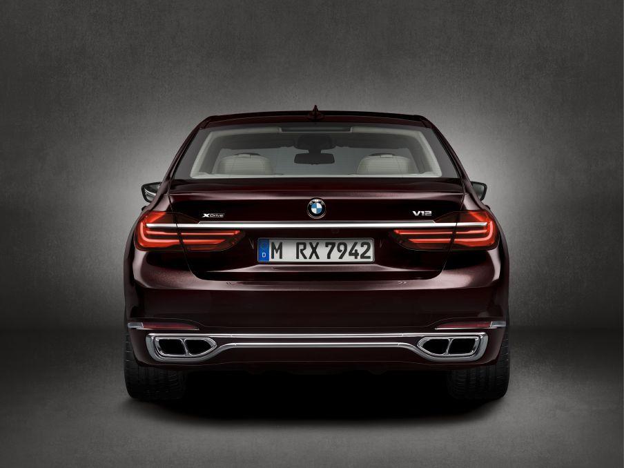 2016 Bmw 760li V12   2017 - 2018 Best Cars Reviews