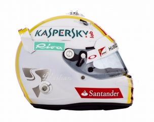 F1 2016: Los cascos - Foto 5