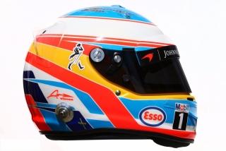 F1 2016: Los cascos - Foto 6
