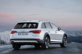 Fotos Audi A4 Allroad Quattro
