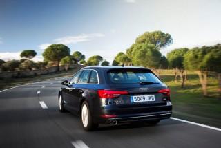 Fotos Audi A4 Avant 2016