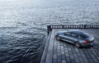Fotos del nuevo Volvo S90
