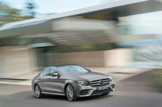 Fotos Mercedes-Benz Clase E 2016