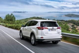 Fotos nueva gama Toyota RAV4 Hybrid