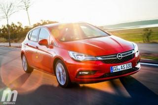 Fotos Opel Astra 2016