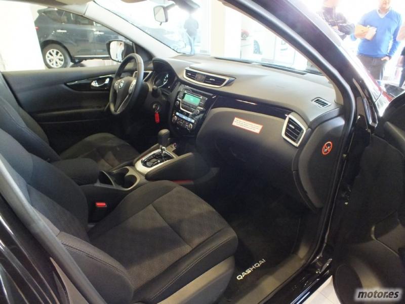 Nuevo Nissan Qashqai 2014 Foto 39