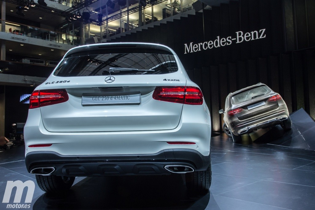 Nuevo mercedes glc todo lo que debes saber for How much is a mercedes benz 2017