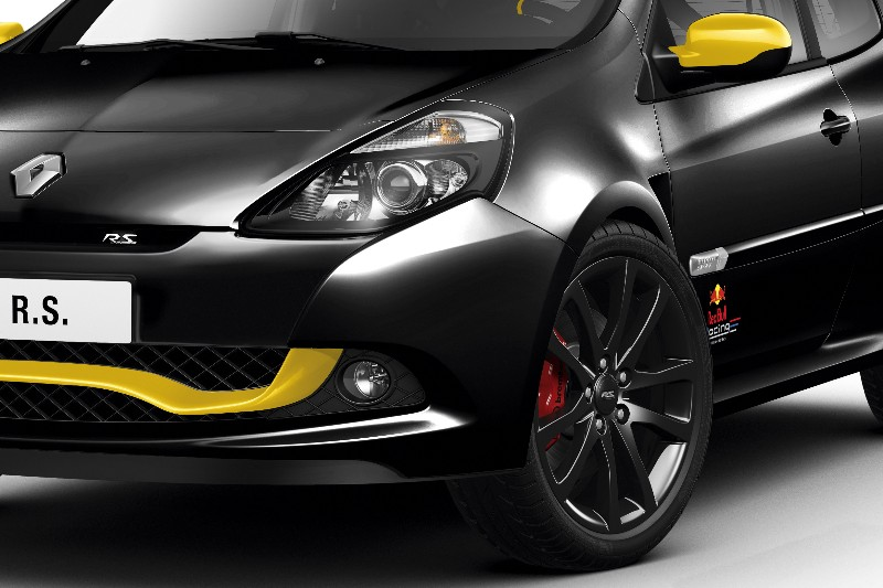 renault clio rs red bull racing rb7. Black Bedroom Furniture Sets. Home Design Ideas