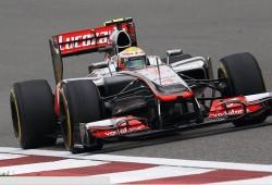 GP China 2012 Libres 3: Hamilton de nuevo el más rápido