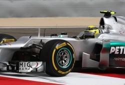 GP Bahrein 2012 Libres 3: Rosberg otra vez candidato a pole