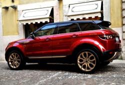 Aznom brinda con el Range Rover Evoque