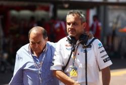 El padre de Sergio Pérez ya no es bienvenido en el box de Sauber