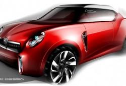 GM mostrará el Icon Crossover Concept en el Salón de Beijing