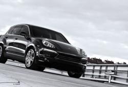 Kahn Design pone guapo al Porsche Cayenne