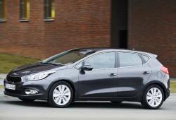El Kia Cee'd ya tiene precios para España
