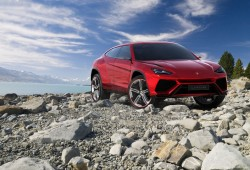 Lamborghini Urus: El toro más 'campero' es oficial
