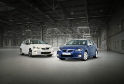 Lexus CT 200h Aniversario: Sólo 200 unidades