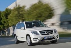 España: Precios y equipamiento del Mercedes GLK 2012