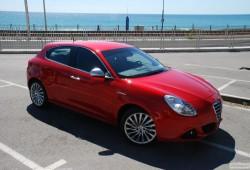 Acudimos a la presentación del Alfa Romeo Giulietta con cambio TCT