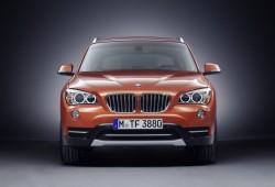 Primeras imágenes oficiales del BMW X1 restyling