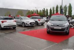 Quinta Macro KDD Citroën: todo un éxito pasado por agua