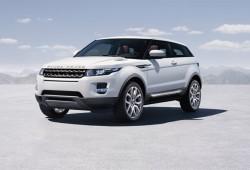 El Range Rover Evoque es el Coche del Año Femenino 2012