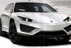 Lamborghini presentaría su SUV en el Salón de Beijing