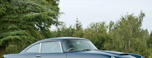 Aston Martin DB5 de Paul McCartney a subasta