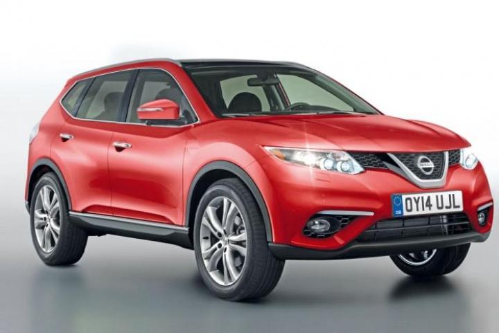 Fotos El Nissan Qashqai 2014 llegará en noviembre (9 fotos)