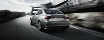 Lexus IS 300h: los hbridos se imponen ante el disel