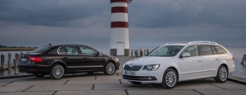 Precios y equipamiento del nuevo Skoda Superb