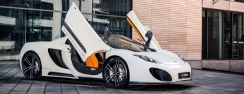 Gemballa McLaren MP4-12C Spider, destinado a impactar