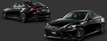 El Lexus IS 2013, ms deportivo gracias a TRD