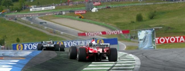 Circuito Formula 1 Austria : Red bull anuncia la vuelta de f a austria el próximo año