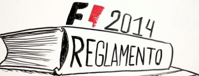 Nuevo reglamento de Fórmula 1 2014