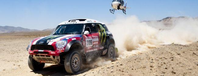 Calendario y recorrido del Rally Dakar 2014