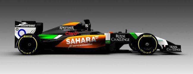 Pilotos Formula 1 2014