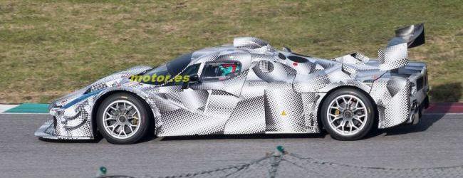 Ferrari, inmersa en las pruebas y desarrollo de un misterioso prototipo de competición